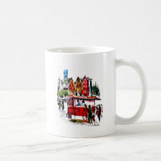 Brussels City Coffee Mug