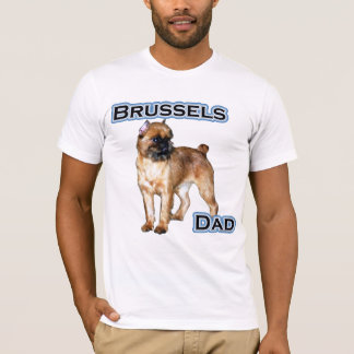 Brussels Dad 4 T-Shirt