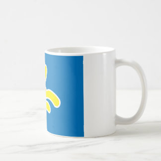 Brussels Flag Coffee Mug
