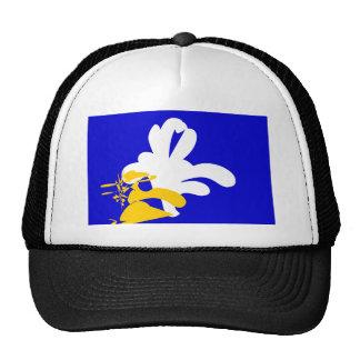 brussels-Flags Trucker Hat