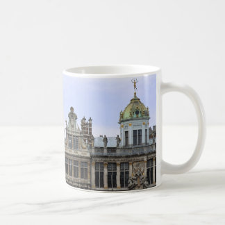 Brussels Grand Place Mug