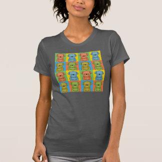 Brussels Griffon Dog Cartoon Pop-Art T-Shirt