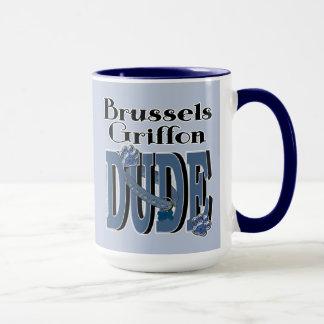 Brussels Griffon DUDE Mug