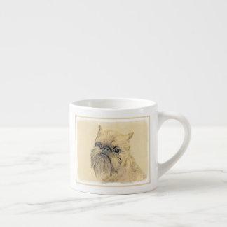 Brussels Griffon Espresso Cup