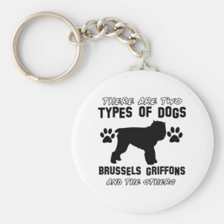 BRUSSELS GRIFFON gift items Keychain