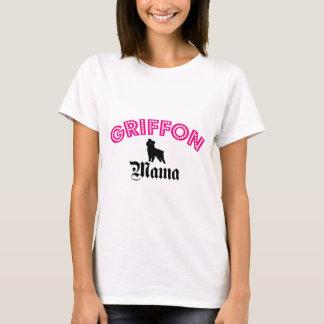 Brussels Griffon Mama T-Shirt