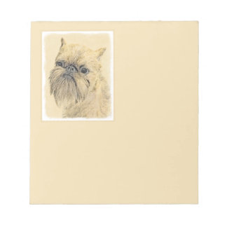 Brussels Griffon Notepad