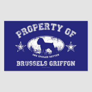 Brussels Griffon Sticker