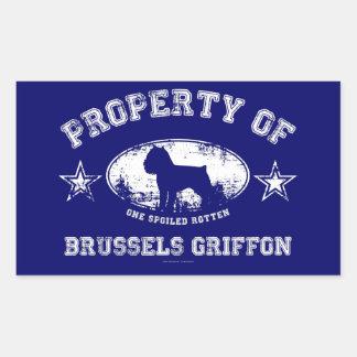 Brussels Griffon Sticker