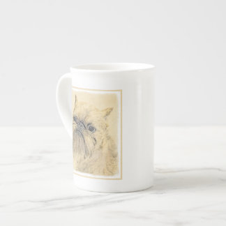 Brussels Griffon Tea Cup