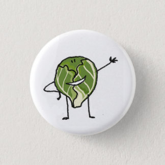 Brussels Sprouts Button