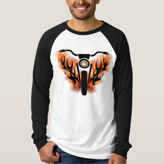 "Brutal Muse ""Ride"" Long-Sleeve Raglan T-Shirt"
