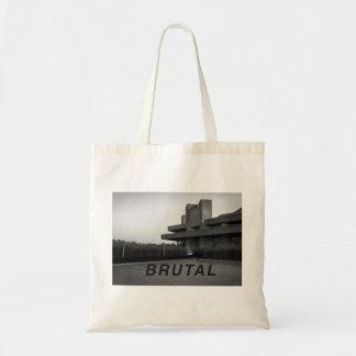 Brutal National Tote Bag