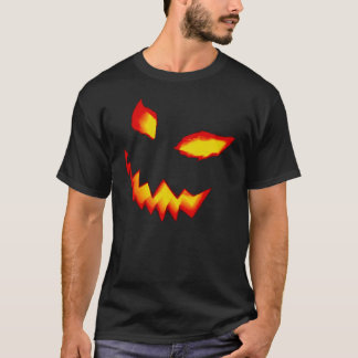 bRuTaL Pumpkin Logo T-Shirt
