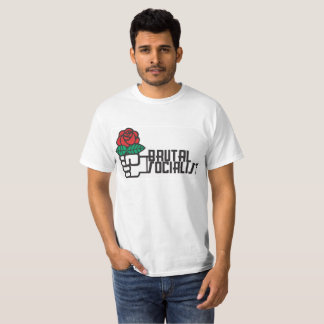 Brutal Socialist value tee shirt