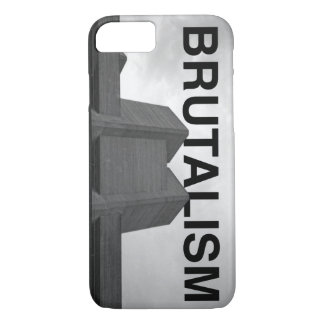 Brutalism Theatre Phone Case