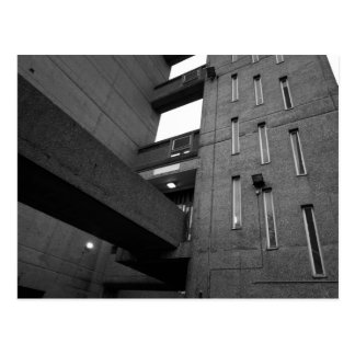 Brutalist Estate postcard