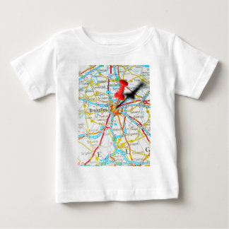 Bruxelles, Brussel, Brussels  in Belgium Baby T-Shirt