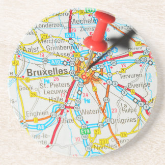 Bruxelles, Brussel, Brussels  in Belgium Coaster