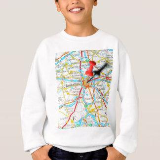 Bruxelles, Brussel, Brussels  in Belgium Sweatshirt