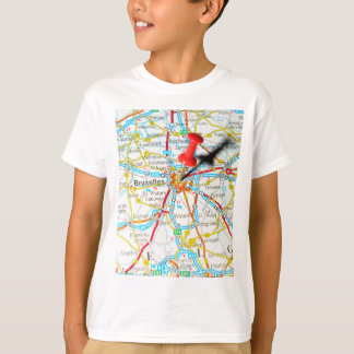 Bruxelles, Brussel, Brussels  in Belgium T-Shirt