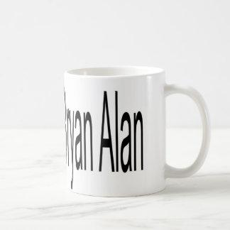 Bryan Alan Valentine Mug