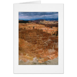 """Bryce Canyon"" Card"