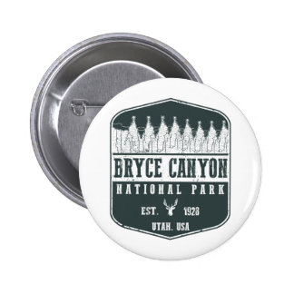 Bryce Canyon National Park 2 Inch Round Button