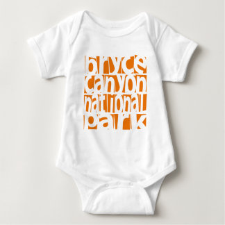 Bryce Canyon National Park Baby Bodysuit