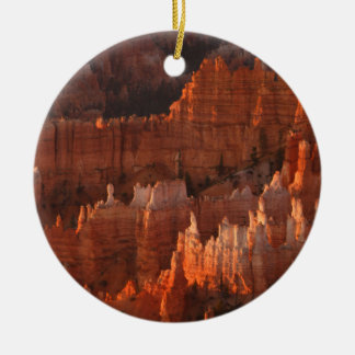 Bryce Canyon National Park Ceramic Ornament