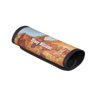 Bryce Canyon National Park Luggage Handle Wrap