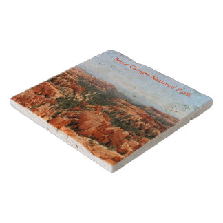 Bryce Canyon National Park Stone Trivet