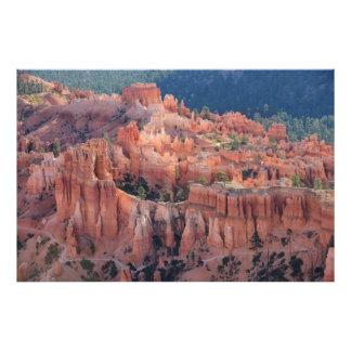 Bryce Canyon National Park, Utah USA Art Photo
