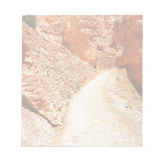 Bryce Canyon Navajo Loop Wiggles Notepads