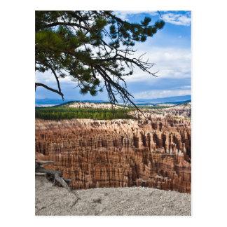 Bryce Canyon Postcard