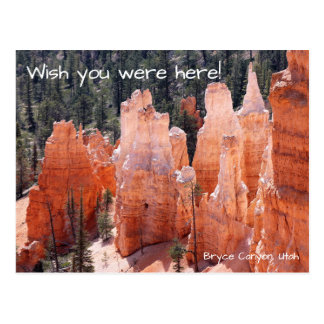 Bryce Canyon Postcards