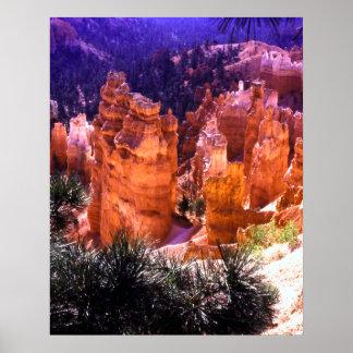 Bryce Canyon Print