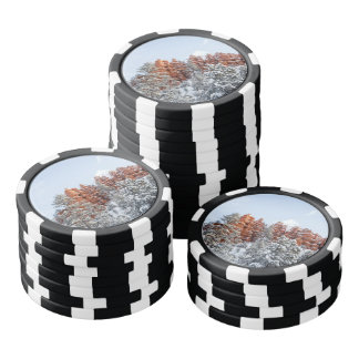 Bryce Canyon Set Of Poker Chips
