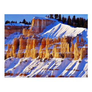 Bryce Canyon Sunrise 3 Postcard