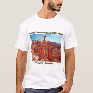 Bryce Canyon-Thor's Hammer T-Shirt