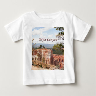 Bryce Canyon, Utah 22 (caption) Baby T-Shirt