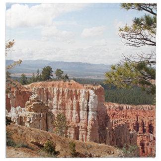 Bryce Canyon, Utah 22 Napkin