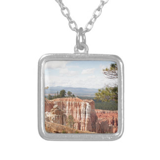 Bryce Canyon, Utah 22 Silver Plated Necklace