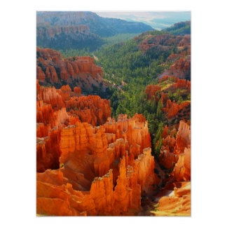 Bryce canyon Utah poster FROM 14.95