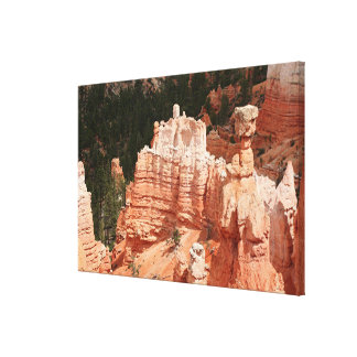 Bryce Canyon, Utah, USA 3 Canvas Print