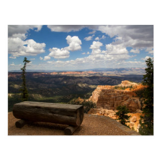 Bryce Canyon Vista Postcard