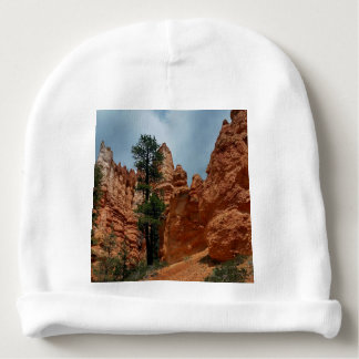 Bryce Point   Bryce Canyon Utah Baby Beanie