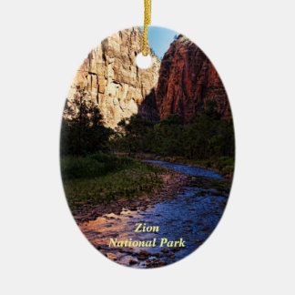 Bryce & Zion Ornament
