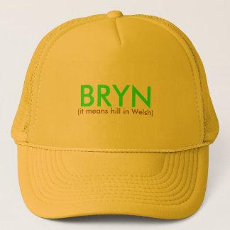BRYN, (it means hill in Welsh) Trucker Hat