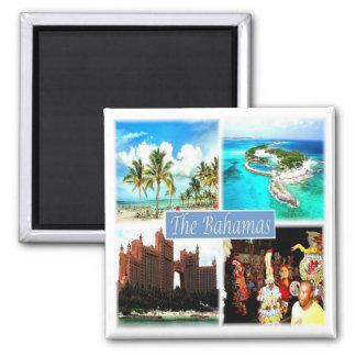 BS * Bahamas Magnet
